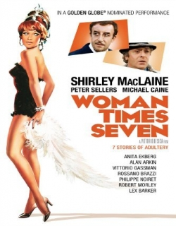 Woman Times Seven Movie Poster