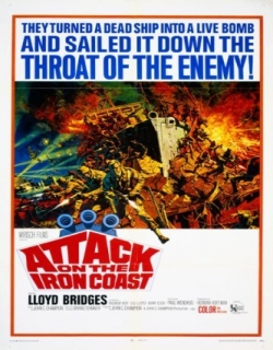 Attack on the Iron Coast (1968) - English