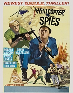 The Helicopter Spies (1968) - English