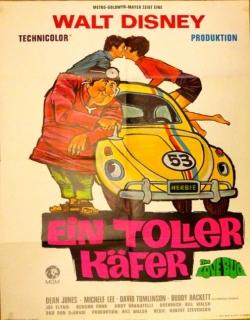 The Love Bug (1968) - English