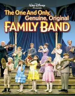 The One and Only, Genuine, Original Family Band (1968) - English