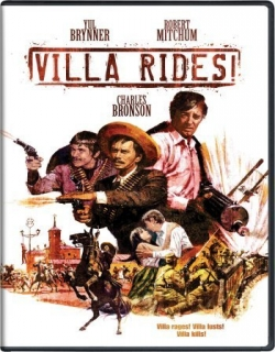 Villa Rides Movie Poster