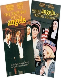 Where Angels Go Trouble Follows! Movie Poster