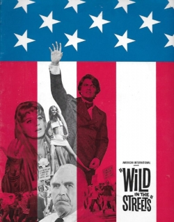 Wild in the Streets Movie Poster