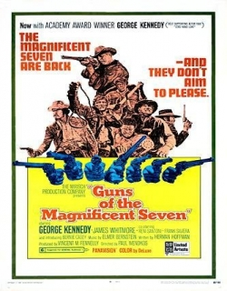 Guns of the Magnificent Seven Movie Poster