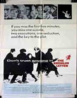 The Kremlin Letter (1970) - English