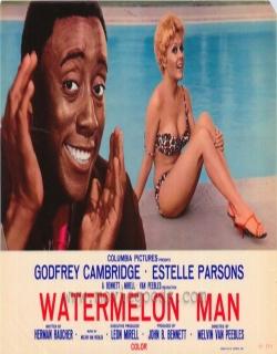 Watermelon Man Movie Poster