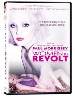 Women in Revolt Movie Poster