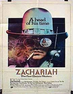 Zachariah Movie Poster
