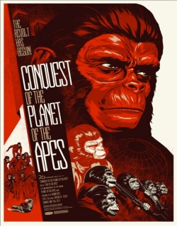 Conquest of the Planet of the Apes (1972) - English