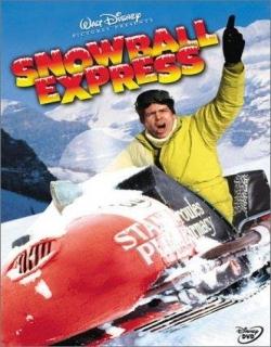 Snowball Express (1972) - English