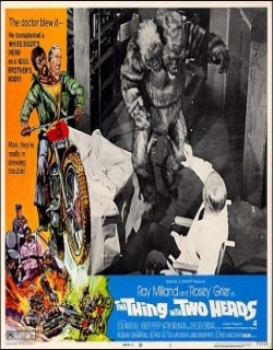 The Thing with Two Heads (1972) - English