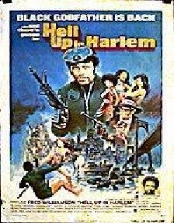 Hell Up in Harlem Movie Poster