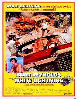 White Lightning Movie Poster