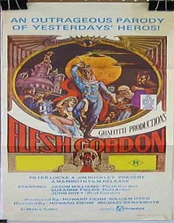 Flesh Gordon Movie Poster