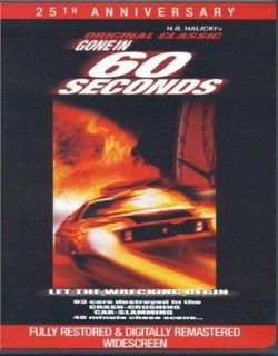 Gone in 60 Seconds Movie Poster