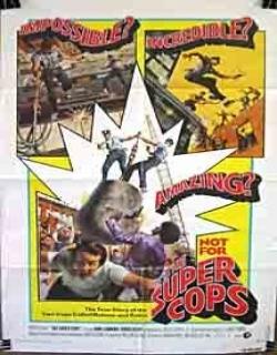 The Super Cops (1974) - English