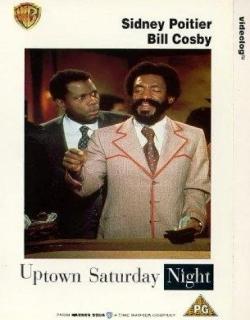Uptown Saturday Night Movie Poster