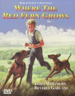 Where the Red Fern Grows Movie Poster