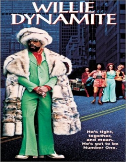 Willie Dynamite Movie Poster