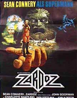 Zardoz Movie Poster