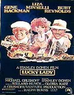 Lucky Lady (1975) - English
