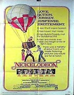 Nickelodeon Movie Poster