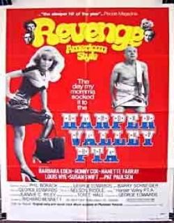 Harper Valley P.T.A. Movie Poster