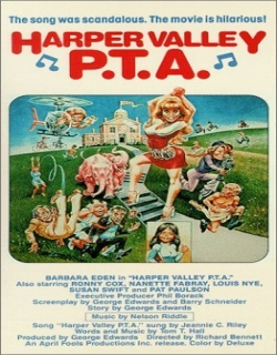 Harper Valley P.T.A. Movie Poster