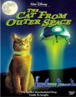 The Cat from Outer Space (1978) - English