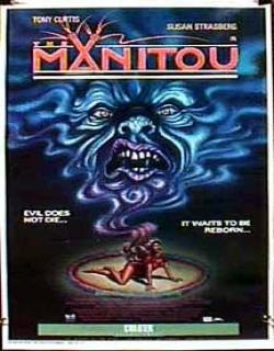 The Manitou (1978) - English