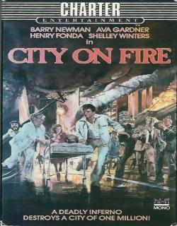 City on Fire (1979) - English