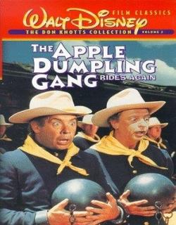 The Apple Dumpling Gang Rides Again (1979) - English