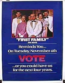 First Family Movie Poster