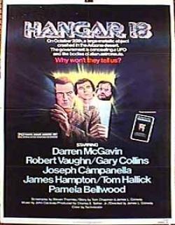 Hangar 18 Movie Poster