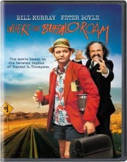 Where the Buffalo Roam Movie Poster