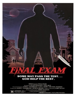 Final Exam Movie Poster