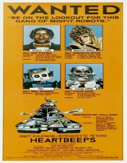 Heartbeeps Movie Poster