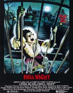 Hell Night (1981) - English