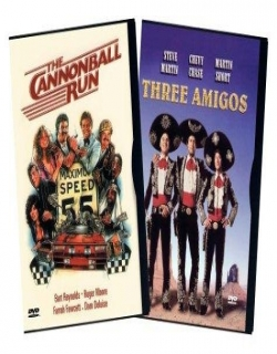 The Cannonball Run (1981) - English