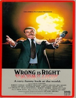 Wrong Is Right Movie Poster