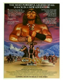 Conan the Destroyer (1984) - English