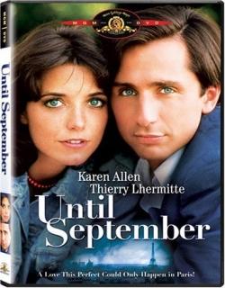 Until September Movie Poster