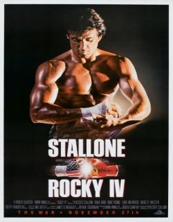 Rocky IV (1985) - English