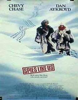 Spies Like Us (1985) - English