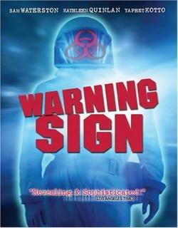 Warning Sign Movie Poster