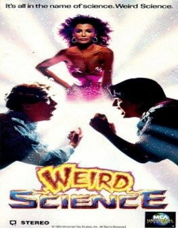 Weird Science Movie Poster
