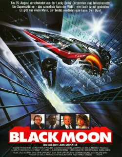 Black Moon Rising (1986) - English