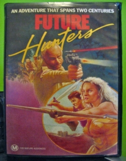 Future Hunters Movie Poster