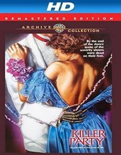 Killer Party (1986) - English